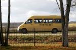 Schoolbus voor Litouwen