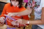 Hardenbergse vrijwilligers steken de handen uit de mouwen in Litouwen