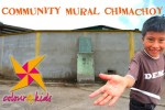 Colour4kids brengt kleur in Guatemala