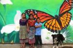 Muurschildering Guatemala is het gesprek van de dag