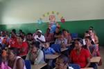 Enorme betrokkenheid bij basisschool in achterstandswijk Puerto Plata