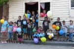 Colour4kids biedt hulp aan Escuela del Arte in Puerto Plata