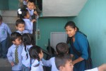Goede vooruitgang renovatie Child and Family Centrum Nepal