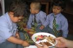 Team Colour4kids aan de slag in Nepal