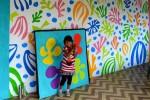 Muurschilderproject Las Nubes ... meer dan alleen een muurschildering!
