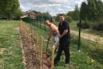 Belevingstuin Litouwen krijgt vorm