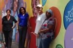 Muurschildering Puerto Plata klaar!