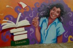 Children's Rights Mural in the Dominican Republic