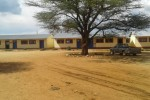 Nieuwbouwproject bij de Queen Sofia school in Namibië verloopt voorspoedig