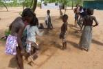 Team Brabant in actie voor Himba kinderen in Namibië
