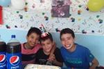 Bijzonder verjaardagsfeestje in Honduras!