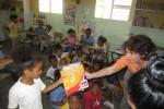 Help Sosuakids biedt hulp aan basisschool 'El Tablon'